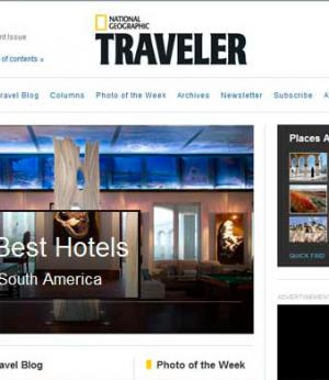 Best Hotels in South America ( 5 )