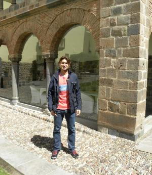 David Ferrer en Casa Cartagena Cusco