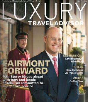 Luxury Travel Advisor ( 5 )