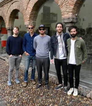 Foster the People in Cusco ( 1 )