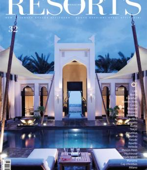 Resorts Volume 32 ( 6 )